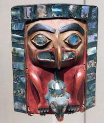 British Columbia Headress 2 (ahisgett) Tags: new york art museum metropolitian
