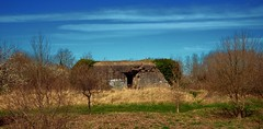 Batteries du Mont Canisy (pontfire) Tags: france army wwii battle bunker worldwarii german ww2 normandie fortifications normandy mont dday deutsch blockhaus bataille bunkers wehrmacht atlantikwall 6june kriegsmarine secondeguerremondiale 6juin benervillesurmer demzweitenweltkrieg casnisy