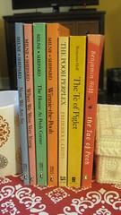 My Pooh Books (kwgronau) Tags: pooh