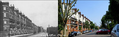 Delaware Road`1909-2016 (roll the dice) Tags: london paddington w9 maidavale warwickavenue old local history sad mad changes collection canon tourism londonist streetfurniture trees architecture windows flats people oldandnew pastandpresent hereandnow uk art classic urban england music sound sports view allotment bbc boehmerandgibbs paddingtonestate flecksun radio johnpeel blitz orchestra studio bbcsymphonyorchestra hendrix beatles bowie mccartney cats traffic balcony chimney transport coach horses coal
