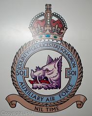 501 Squadron (J-McQuillan) Tags: force time britain air royal battle nil squadron 501 auxiliary