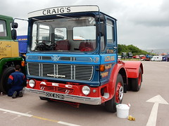 1970 AEC Mandator (andrewgooch66) Tags: heritage classic truck vintage lorry commercial vehicle aec mandator tg4r gaydon2016