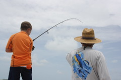 IMG_3864 (btrbean2003) Tags: swimming shark fishing boating marco grandmashouse marcoisland catchingfish