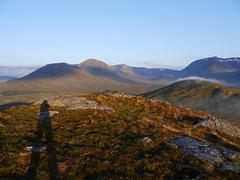 from Meall Mor (pinkpebbleperson) Tags: dawn scotland spring argyll glencoe rannochmoor meallmor