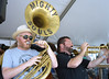 Mighty Souls Brass Band (Sean Davis) Tags: memphis trumpet wiseacre tuba mightysoulsbrassband