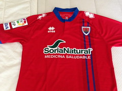 Numancia - Soria (montse & ferran travelers) Tags: estadio soria castilla pajaritos numancia estadi
