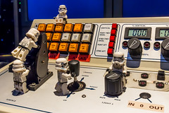 Ready for the show (Ballou34) Tags: canon toy toys photography eos rebel star starwars flickr control lego stuck pad plastic sw wars stromtroopers rov afol 2016 stromtrooper minifigures toyphotography 650d t4i eos650d legography rebelt4i legographer stuckinplastic ballou34