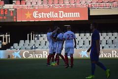 FC Barcelona 'B' 0 - 1 Nàstic (amistós)