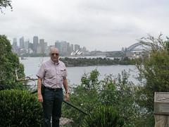 Myself at the Zoo - Sydney Day 4 - Toronga Zoo (gttexas) Tags: 2009 australia cruise harrison jim starprincess sydney tarongazoo