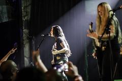 Nervosa live 8-19-2016pic22 (Artemortifica) Tags: brazil chicago mosh nervosa reggies reign suspended wrath brutal concert deathmetal event live metal music performance pit stage thrashmetal il