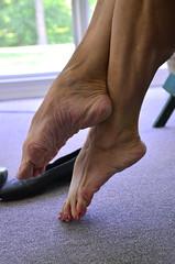 _DSC0012jj (ARDENT PHOTOGRAPHER) Tags: calves muscular female woman flexing skinny mature milf gilf highheels tiptoe