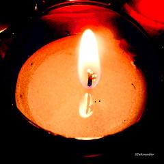 Peace (Stephenie DeKouadio) Tags: canon photography painting indoor washington washingtondc dc saintstephendc light candle red