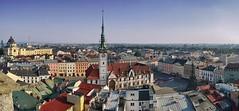 My home town - Olomouc (tomas.jezek) Tags: olomouc czech city town history unesco heritage cityhall panorama czphoto cityscape