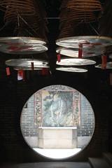 Temple Aberdeen_HK_IMG_8461 (Hlne (HLB)) Tags: temple aberdeen hongkong island asia asie rond circle spirituel religieux spiritual religious boudhisme hk buddhist asian