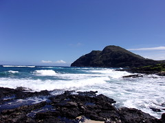 Makapu'u Beach (jimmywayne) Tags: makapuubeach oahu hawaii coast honolulucounty