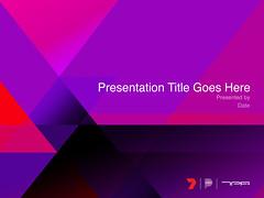Channel 7 and Presto co-branding template - Welcome (Trung Design) Tags: presentation template psd photoshop editable angular orange gray silver white trashedgrapixcom