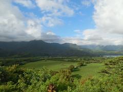 The Hanalei Bay Landscape (jimmywayne) Tags: hanalei hawaii kauaicounty kauai landscape bay