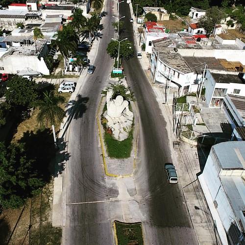 El Pipila. San Francisco de Campeche #piratas #dji #djiglobal #dji4k #ourdronedaily #dronestagram #droneporn #dronefly #dronelife #dronebois #dronesetc #dronesdaily #dronevideos #droneracing #dronesAreGood #instadrone #Dronelifestyle #goprodroneclub #from