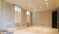 Living room (Brompton Cross Construction) Tags: living room construction decoration interiordesign design highend luxury london decor painters style fashion 2016