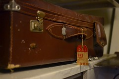2016-09-17: Bags Packed (psyxjaw) Tags: chatham dockyard forties event salutetotheforties kent 40s reenactment historic