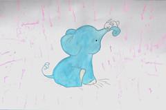 R-Elephant-12x18