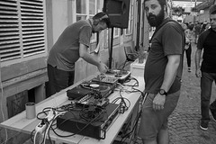 DJ know-how (Carey Moulton) Tags: croatia street decisive moment people urban life