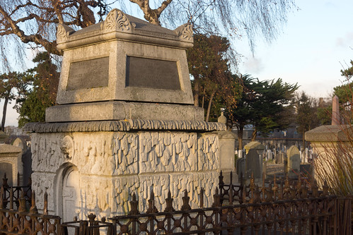 Mount Jerome Cemetery & Crematorium is situated in Harold's Cross Ref-100471