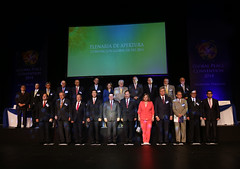Global Peace Paraguay 2014 opening group shot