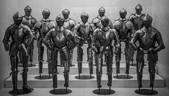 Army of 11 (nautilus8052002) Tags: museum zeiss blackwhite spain nikon antique toledo armor carl otus d4s otus1455zf2