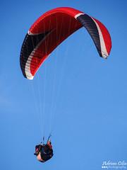 Paraglider (Drinu C) Tags: sport sony paraglider dsc hx100v adrianciliaphotography