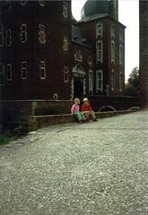 Aniek en Stan Kasteel Hoensbroek
