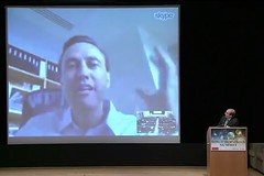 My WTN talk on Technology Futures: Polarizing Progress? (jurvetson) Tags: world new york technology progress talk jim clark skype network wtn futures polarizing