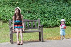 Rabbit - NR - 015 (jasonlcs2008) Tags: street woman sexy rabbit girl beautiful fashion asian hongkong model singapore pretty photoshoot neil denim shorts venom 2014 neilroad rabbitluv rabbitluvyou jasonlcs