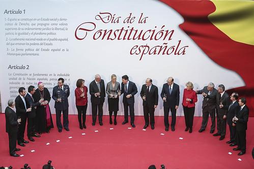 """González alerta: """"Lo que algunos pretenden con reformas en la Constitución es un cambio de régimen"""" (05 diciembre 2014)"""