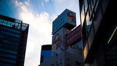 Akihabara (KaeriRin) Tags: anime japan shopping tokyo manga games olympus akihabara merchandise idols 25mm akb 25mm18
