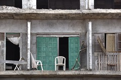 """Abandoned Hotel """"Atlante del Sol"""" (Rasande Tyskar) Tags: abandoned golf hotel empty kanaren ruin course ruine clay canaryislands verlassen islascanarias kanarischeinseln lanzerote squated atlantedelsol"""
