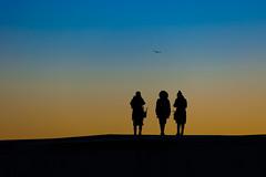 (Svein Skjåk Nordrum) Tags: blue roof sunset shadow sky color silhouette yellow oslo dark opera bright vivid shape oslooperahouse