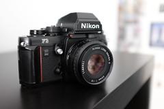 #163 : Nikon F3HP (en service) (Eric Constantineau - www.ericconstantineau.com) Tags: hp nikon eric fuji f3 f3hp constantineau ericconstantineau x100t
