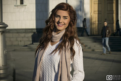Beautiful girl (D-Eye Photography) Tags: brown cute beautiful beauty face smiling hair happy freedom student women adult serbia fine young teen motivation casual positive belgrade cheerful potrait