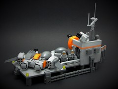 Minerva Tactical Systems, Inc (cmaddison) Tags: lego space scifi outpost interstellar