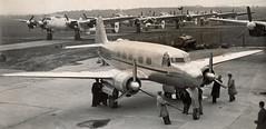 Cunliffe-Owen Concordia, Eastleigh, 8th May 1947 (Proplinerman) Tags: aircraft concordia southampton airliner 1947 eastleigh propliner cunliffeowen y022 cunliffeowenconcordia