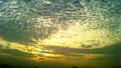 Scattered clouds today morning (Jaison raj) Tags: sky sunrise chengalpet flickrandroidapp:filter=none