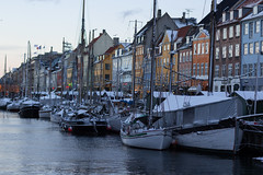"Nyhavn in Winter • <a style=""font-size:0.8em;"" href=""https://www.flickr.com/photos/32368927@N02/15934689147/"" target=""_blank"">View on Flickr</a>"