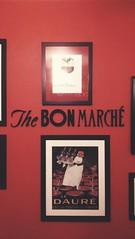 The BON Marché (Kenneth Wesley Earley) Tags: seattle red vintage spokane departmentstore signage redandblack spokanewa vintagesign barandgrill 99201 barandgrille 99205 thebon thebonmarche