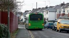StreetLite surprise (bobsmithgl100) Tags: bus woking surrey wf wright horsell route73 streetlite htj ormonderoad rx61 rx61htj busesexcetera
