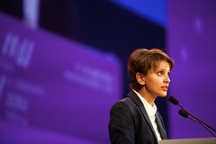 Aux Journées nationales de la Rénovation Urbaine JERU2014 (Najat Vallaud-Belkacem) Tags: jeru najatvallaudbelkacem renovationurbaine