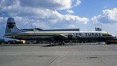 EI-BRP (Ken Meegan) Tags: dublin cargo 35 canadair cl44 aerturas canadaircl44 141986 eibrp canadaircl44d8 cl44d8 canadaircl44d48
