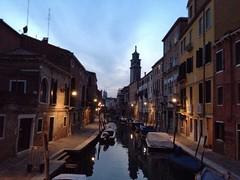 Venezia. (coloreda24) Tags: venice italy europe italia venise venecia venezia venedig dorsoduro 2014 pontedeipugni canalsofvenice riodisanbarnaba sestieredorsoduro canalidivenezia iphone4s