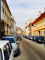 Budapest (lschoeb) Tags: hungary budapest cityscapes citystreets danube easterneurope vikingrivercruises