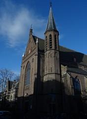 Sint-Jozef (1901) Utrecht (Tuinwijk-West) (Kvnivek) Tags: church netherlands utrecht sony cybershot kerk